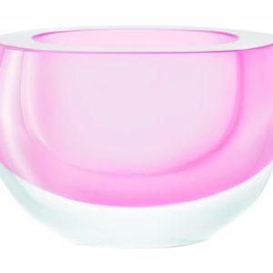Vase hémisphérique pink
