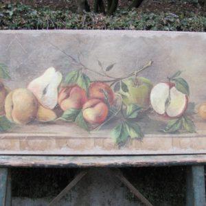 Poires et pommes