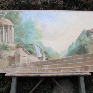 Jardin & temple