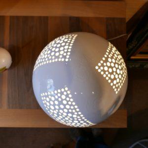 """Lampe """"Sphère"""", grande"""