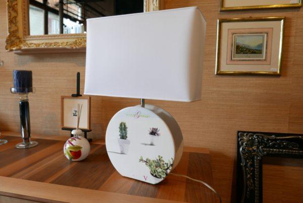 "Lampe circulaire ""Cactus"""