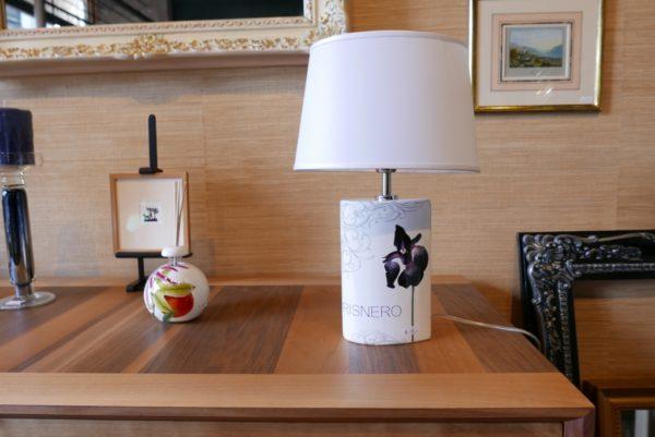 """Lampe en céramique """"Goutte"""" Iris"""